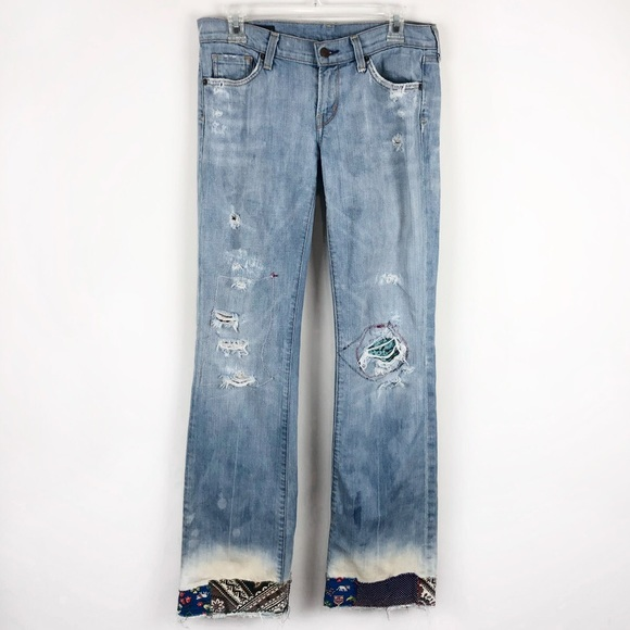 Citizens Of Humanity Denim - Citizens of Humanity Kelly 001 Lowrise Bootcut